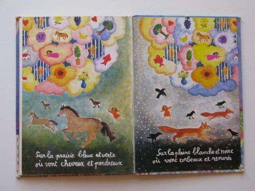Paul Eluard, L'Enfant qui ne voulait pas grandir, illustrations de Jacqueline Duhême, G.P., 1980.