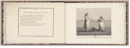 Les Jeux de la poupée ou les étrennes des demoiselles, 1806. (c) Gallica